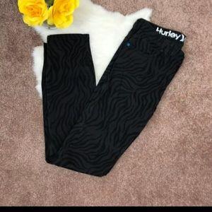 Hurley Jeans Pant '81 Skinny Zebra Sz 27